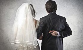 Шуточные клятвы жениха и невесты