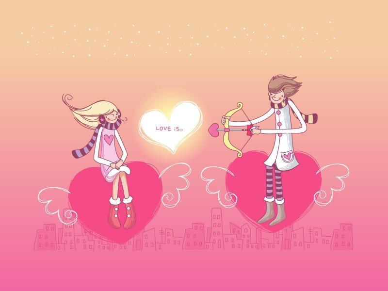 Вечеринка на 14 февраля (день Святого Валентина): интересные игры и конкурсы