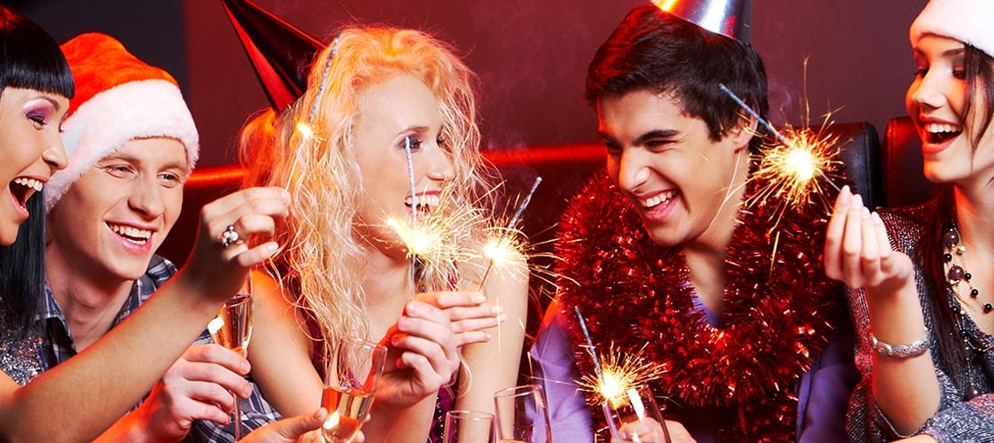 Развлечь народ на Новый год? Легко! Лучшие новогодние развлечения: игры, конкурсы, сценки, театр-экспромт