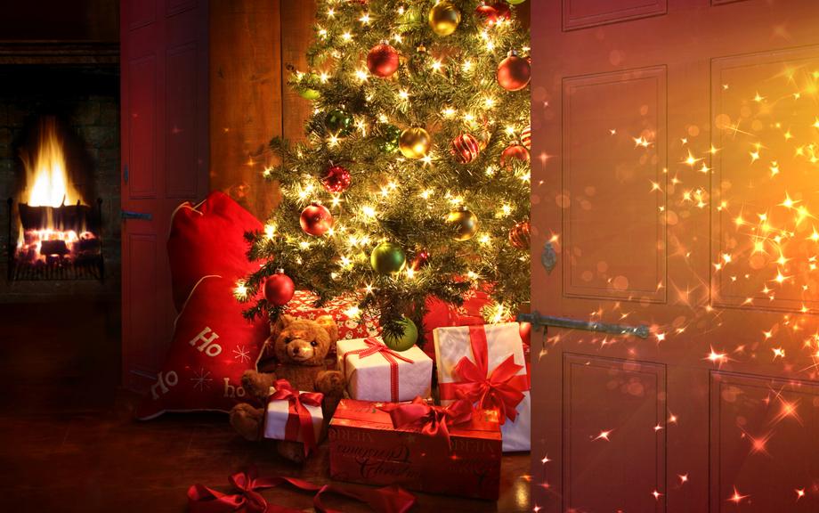 Новогодний квест для детей 7, 8 лет, или поиск спрятанного подарка дома (в помещении квартиры или коттеджа)