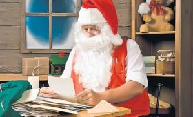 Шуточное письмо Деду Морозу с пропущенными прилагательными