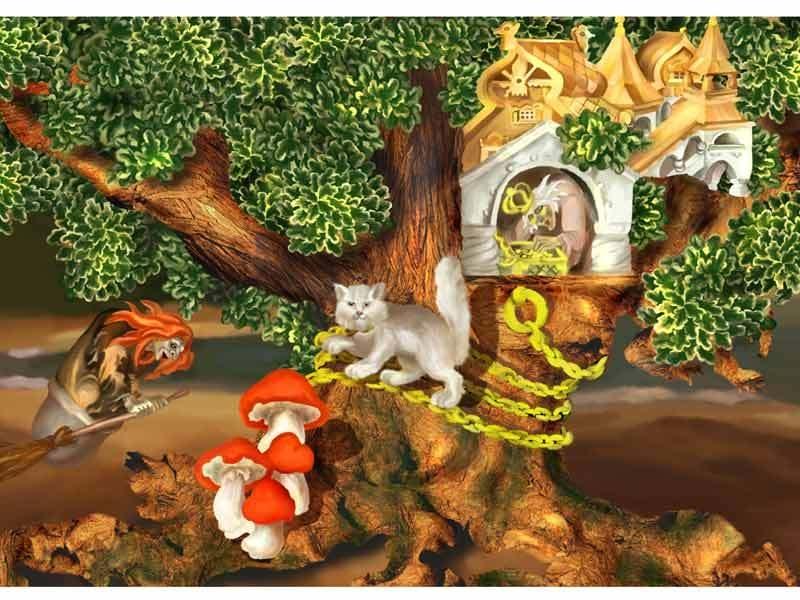 Веселая викторина для детей «Отгадай правильное название сказки»