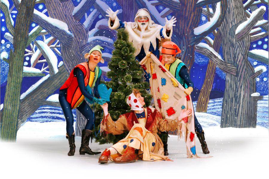 Новогодние костюмированные поздравления, театральные сценки, моментальные спектакли. Сценка-экспромт «Восточный гороскоп».