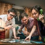 Командная квест-игра в помещении (в квартире, коттедже, офисе), или поиск спрятанного сюрприза по подсказкам