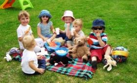 Квест для дошкольников на даче, или поиск спрятанного сюрприза по картинкам  для детей 4, 5, 6 лет на даче, в деревне или во дворе частного дома, коттеджа