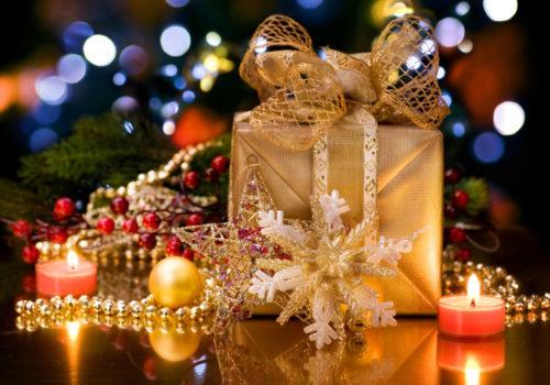Новогоднее поздравление коллег — корпоративный квест с поиском спрятанного сюрприза в офисе