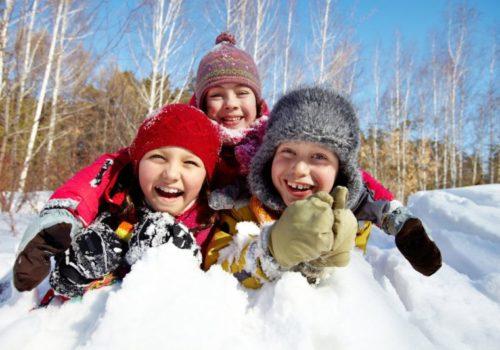 Зимний квест на улице для детей, или поиск спрятанного сюрприза во дворе частного дома (коттеджа), на даче, в деревне или возле школы