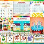 Kids Birthday Quest — квест на День рождения ребенка на английском языке