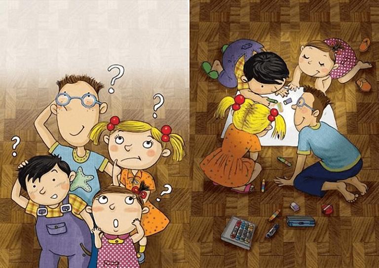Картинки для квеста для детей