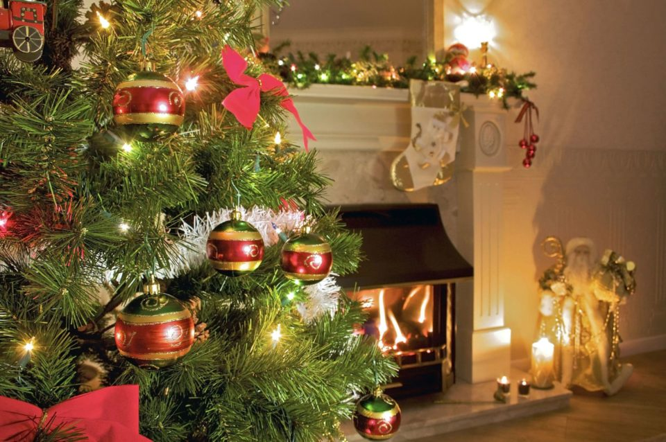 Новогодний квест: поиск спрятанных подарков для детей и взрослых