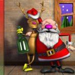 Новогодние игры и конкурсы для нетрезвой компании