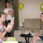 Игра для детей «Весёлая ромашка», или интересный вариант игры «Фанты»