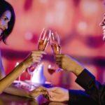 Романтический квест в ресторане или кафе